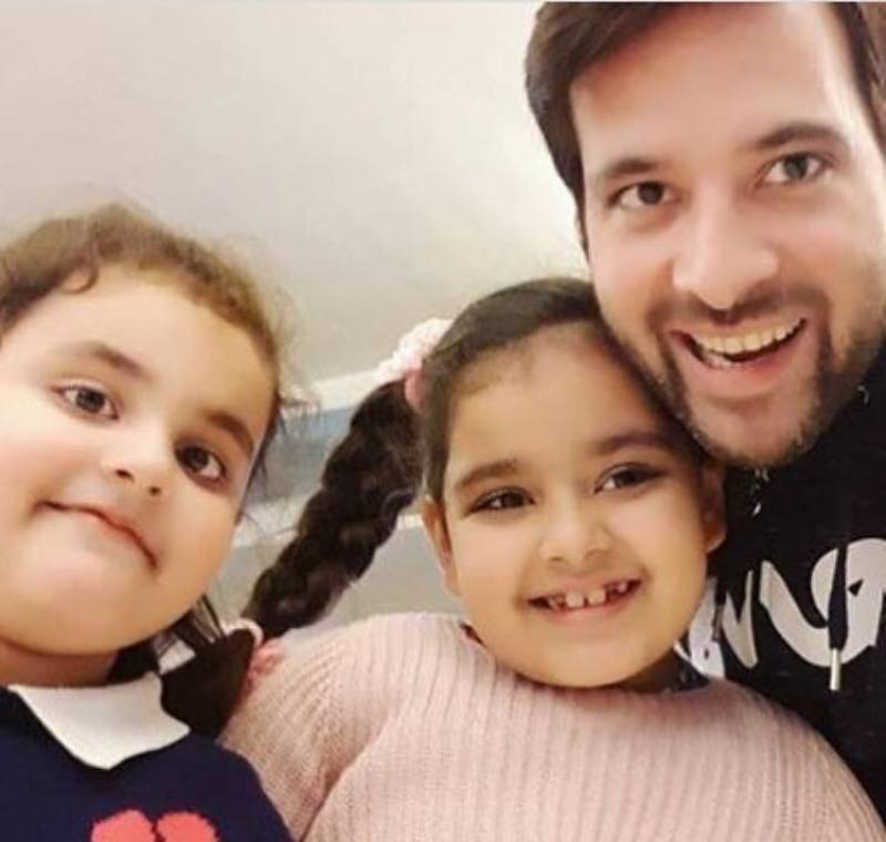 Mikaal Zulfiqar's video playing with daughter breaks the internet