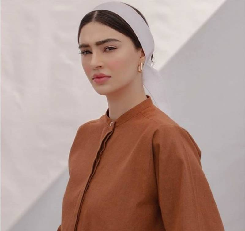 Model Saheefa Jabbar launches her own clothing brand
