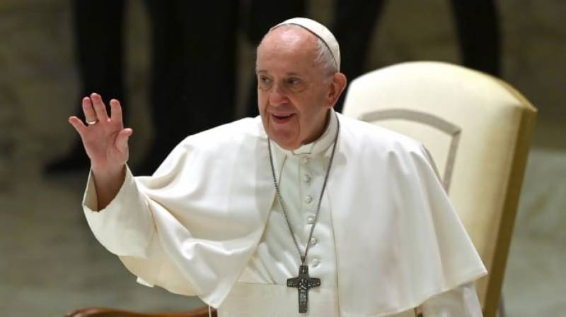 Pope's backing for gay unions no challenge to marriage: Vatican