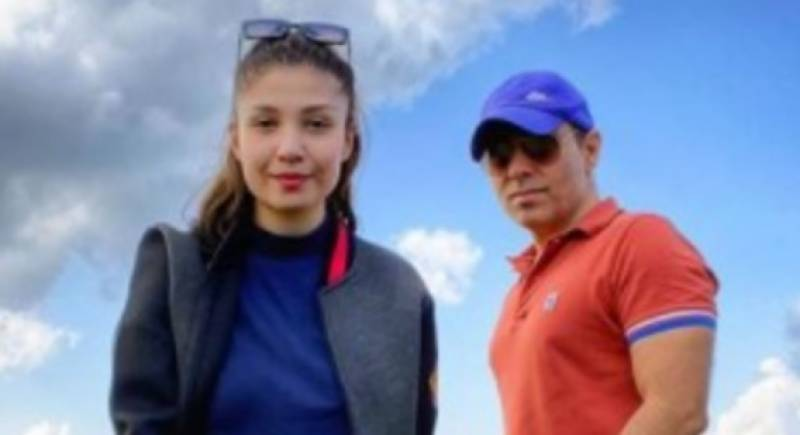 Singer Haroon enjoying vacation in Northern Areas of Pakistan with wife