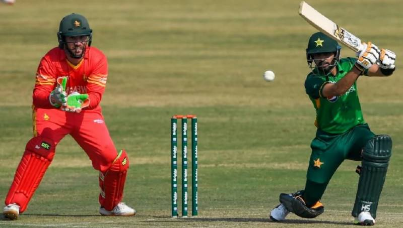 Zimbabwe win toss and choose to bat first in third ODI