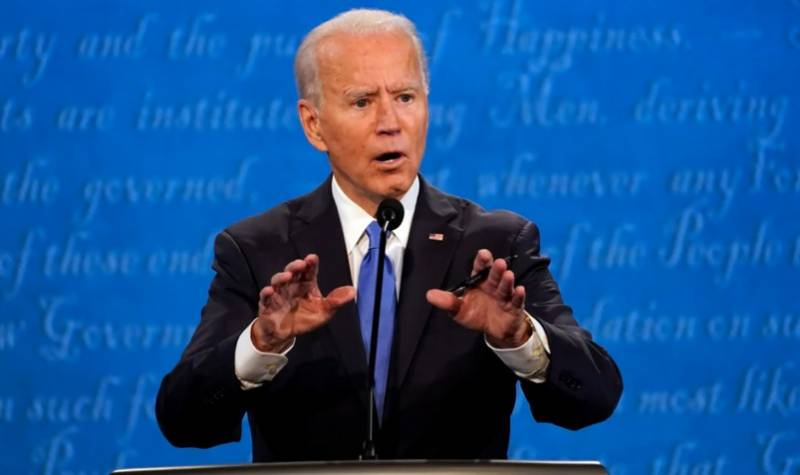 Biden appears to confuse granddaughter with son in verbal gaffe