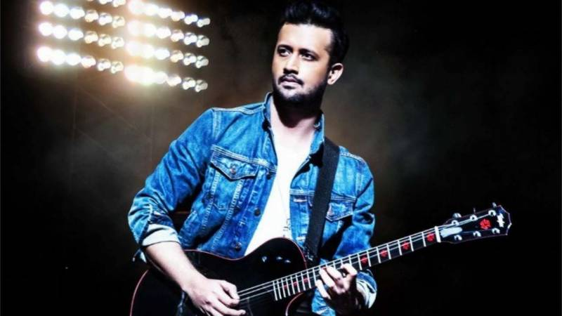 FBR issues Rs58m income tax notice to Atif Aslam