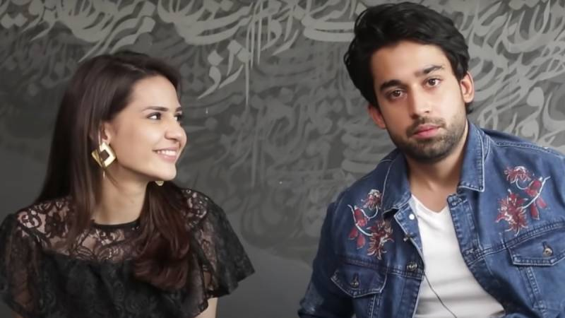 Madiha Imam talks about working with Bilal Abbas in 'Ek Jhoothi Love Story'