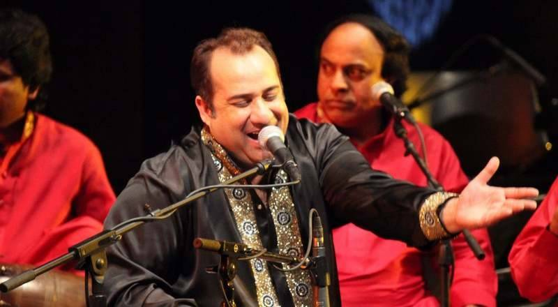 Rahat Fateh Ali Khan first Pakistani singer to have 5m Youtube subscribers