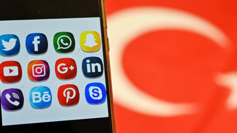 Turkey fines Facebook, others over new social media law