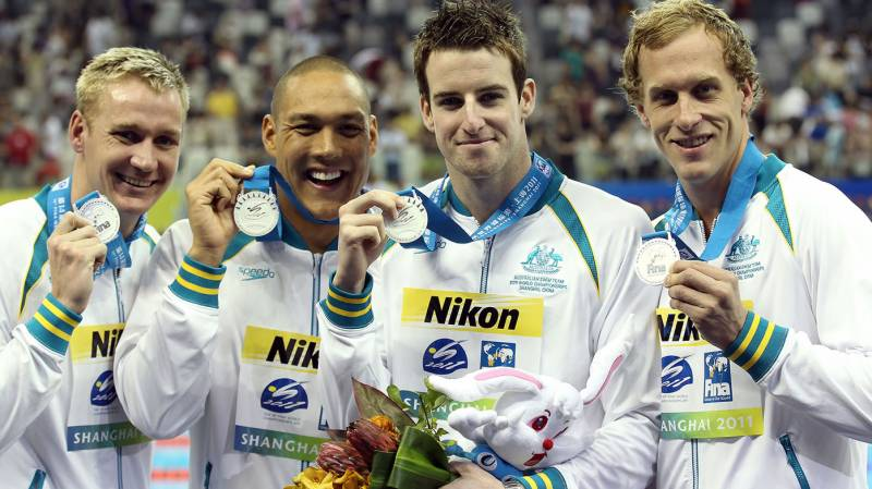 Australia 2012 Olympic medals at risk as Rickard fails drug test: report