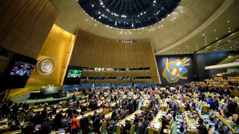 UN calls special General Assembly session on pandemic