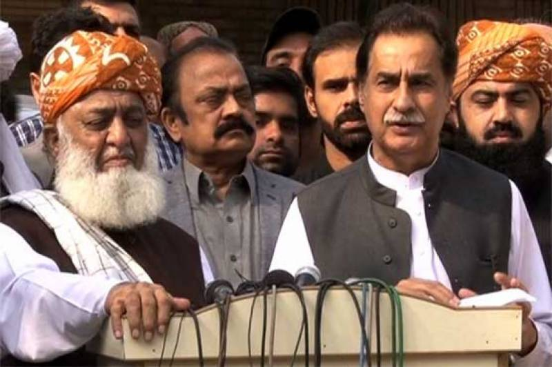 Pakistan needs national dialogue and PM must take the first step