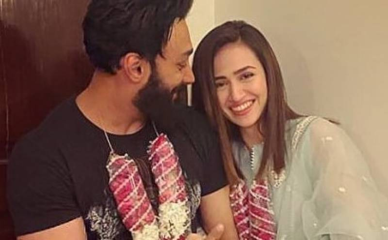 Got into trouble for not dressing up on my engagement: Umair Jaswal