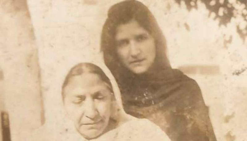Imran Khan shares rare picture of mother, grandmother