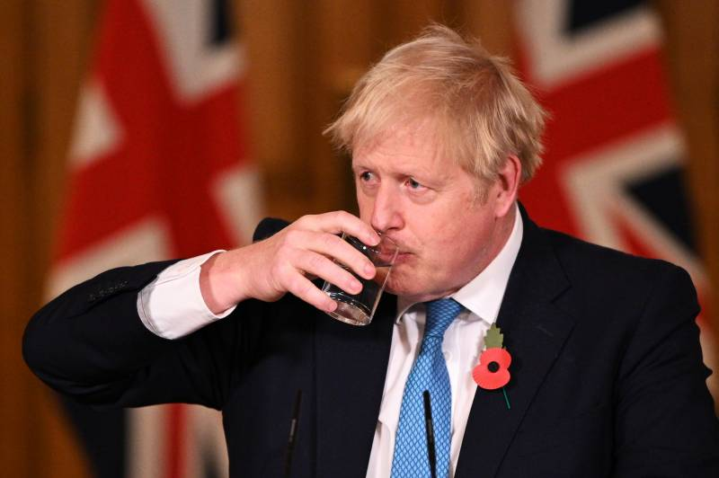 Johnson appeals for unity as England enters new lockdown