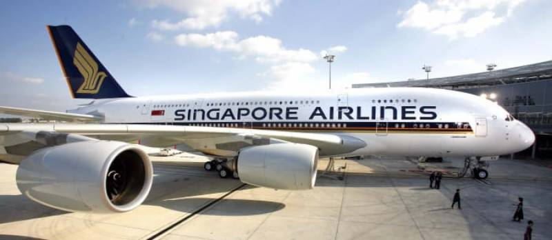 Singapore Airlines suffers record loss as virus hits aviation
