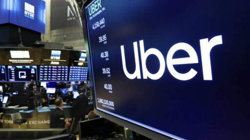 Uber reports $1.1b loss on revenue plunge
