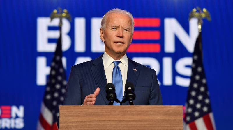 Biden on cusp of US presidency as world awaits final result