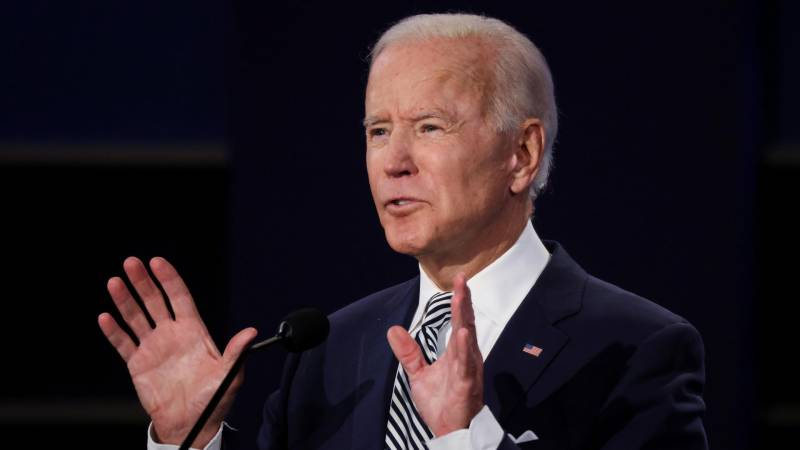 Biden predicts victory as counts grow in his favour