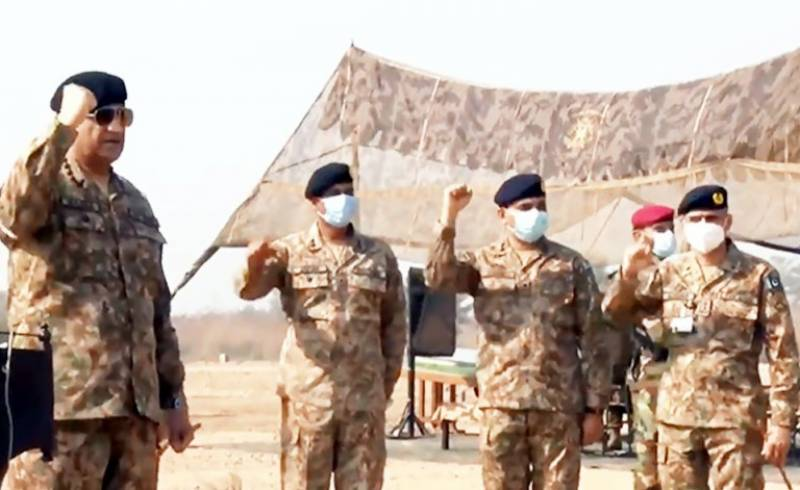 Efficient logistics to enhance operational readiness against enemy: COAS