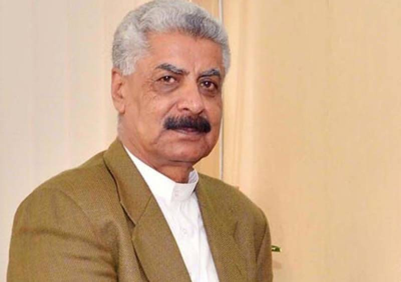 Can't be among a group chattering against armed forces: Qadir Baloch
