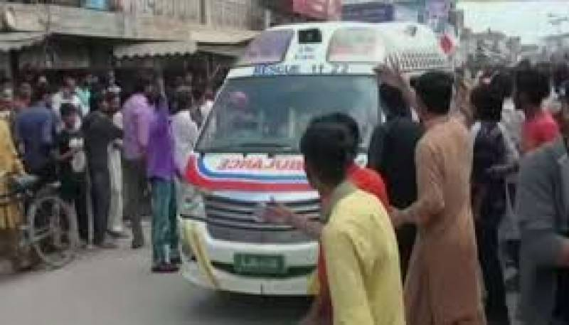 Two teen sisters found dead in Lahore