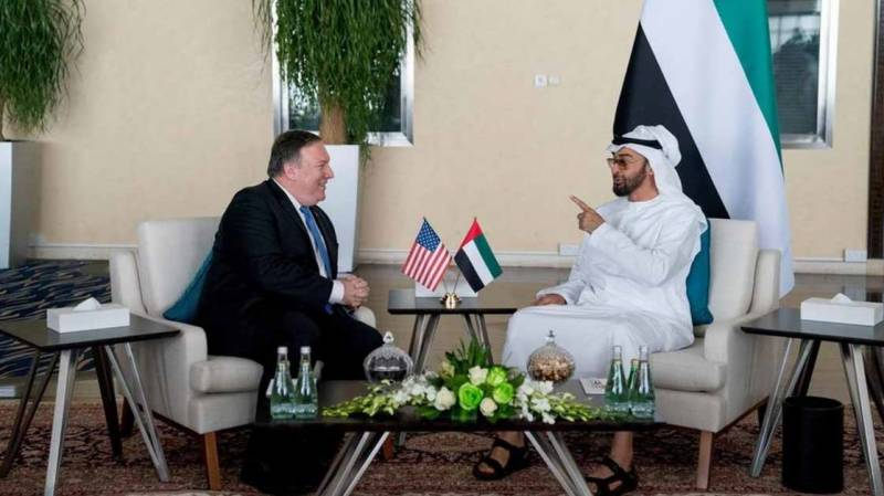 Pompeo confirms US sale of F-35 jets to UAE