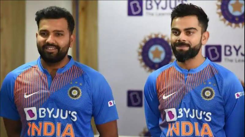 Calls for Sharma to replace Kohli as India's T20 skipper