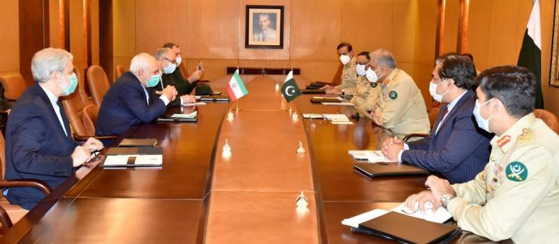 COAS says Pak-Iran cooperation to have good impact on regional peace