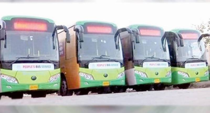 Lahore to also have Green Electric buses