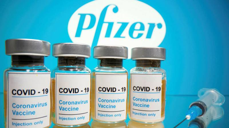 Covid-19 vaccine 'best science news' of 2020