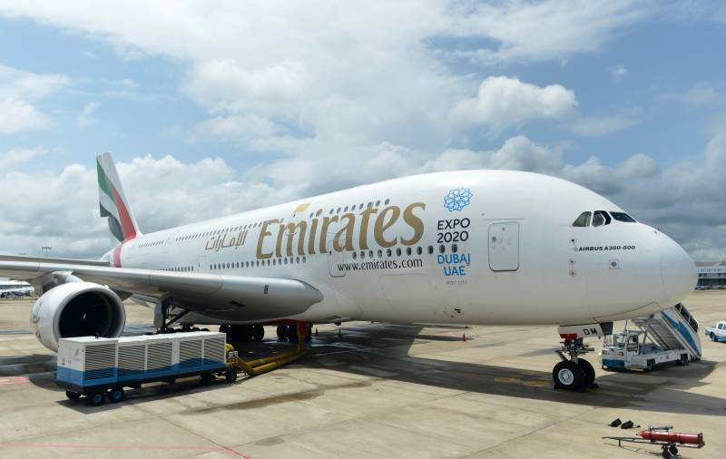 Emirates Airline posts first loss in more than 30 years