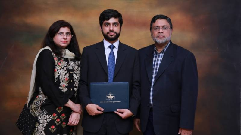 Pakistani student scores world's highest marks in ACCA exam
