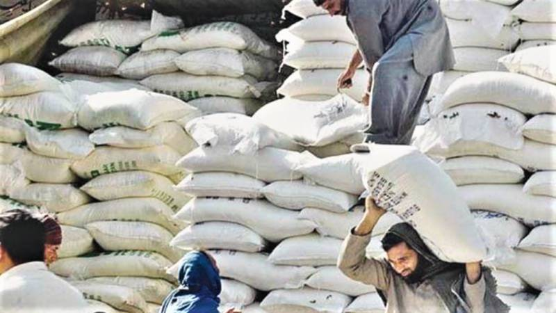 PTI Tigers on flour distribution drive to lure GB voters