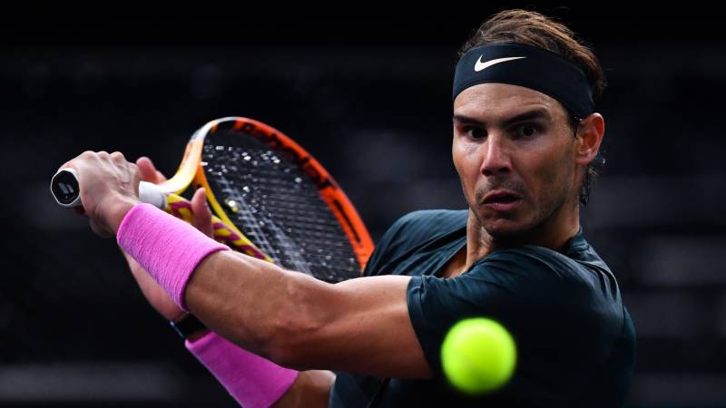Nadal desperate to prove himself indoors at ATP Finals