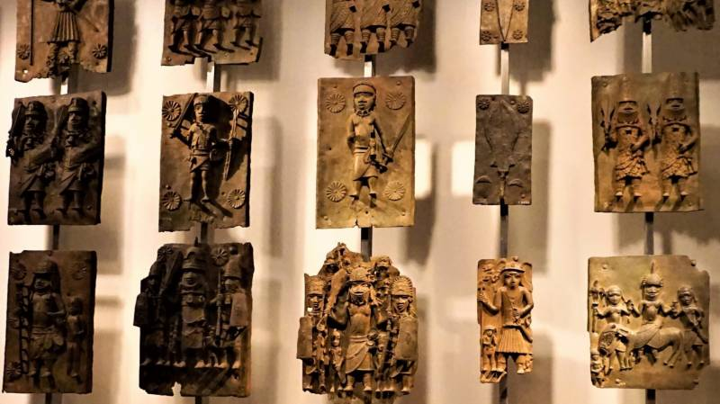 Nigeria to build new museum for looted art
