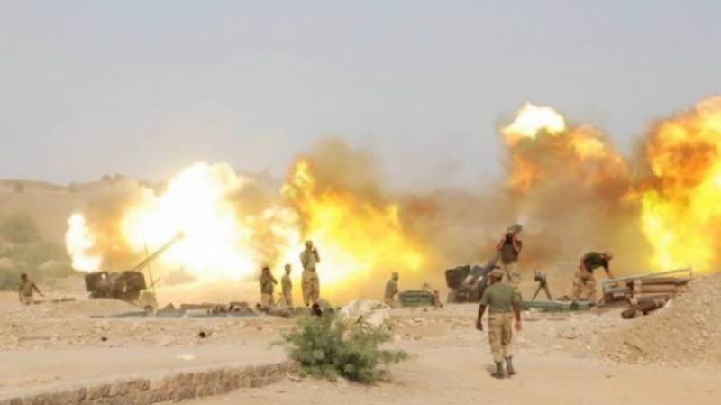 Pak army thrash India in biggest artillery battle in several months