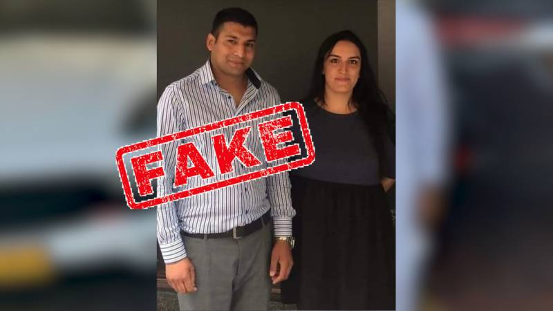 Social media flooded with fake pictures of Bakhtawar's fiance