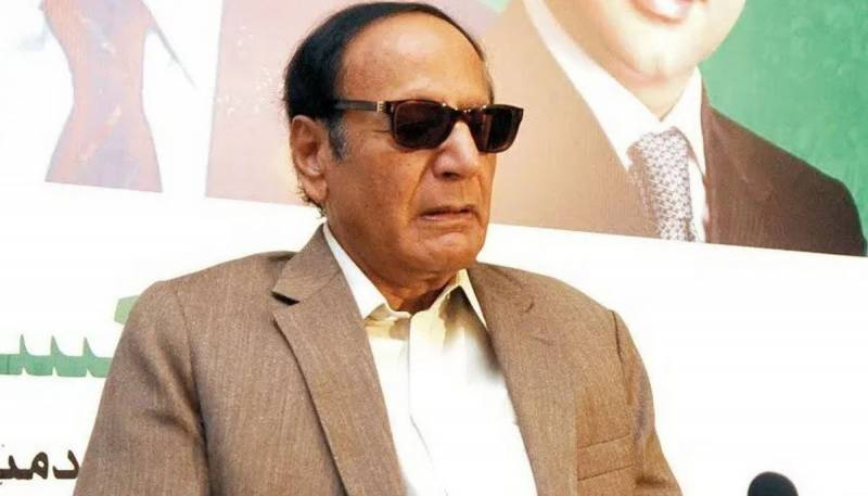 Ch Shujaat discharged from hospital after 11 days