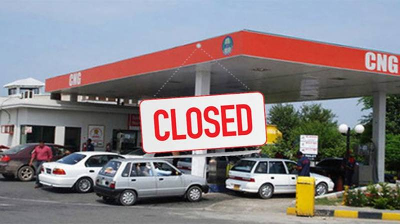 CNG stations to remain closed in Karachi, Sindh