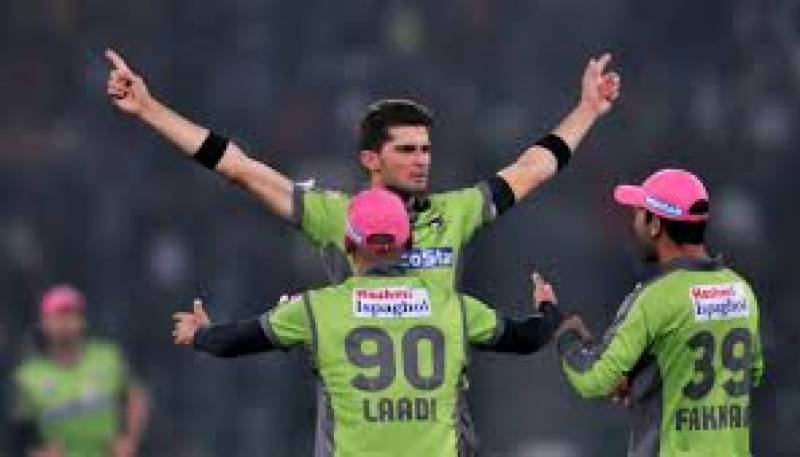 Lahore Qalandars beat Multan Sultans to reach PSL final for first time