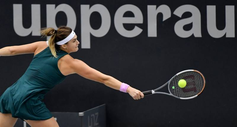Sabalenka replaces Serena in top 10 after Linz title