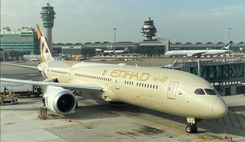 UAE's Etihad to launch direct flights to Tel Aviv next year