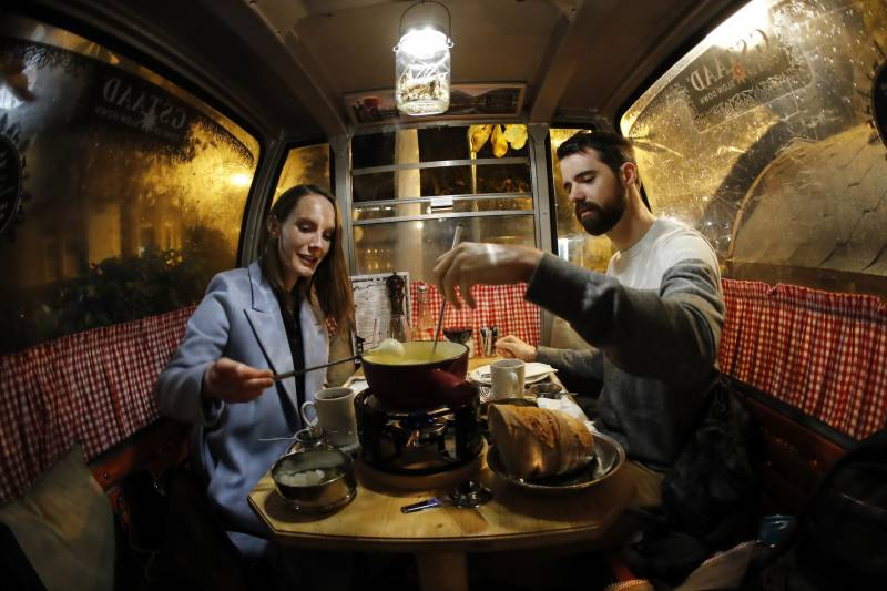 Swiss cheesed off over Covid threat to fondue conviviality