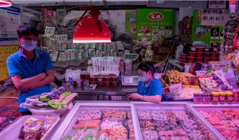 China targets frozen food imports over virus fears