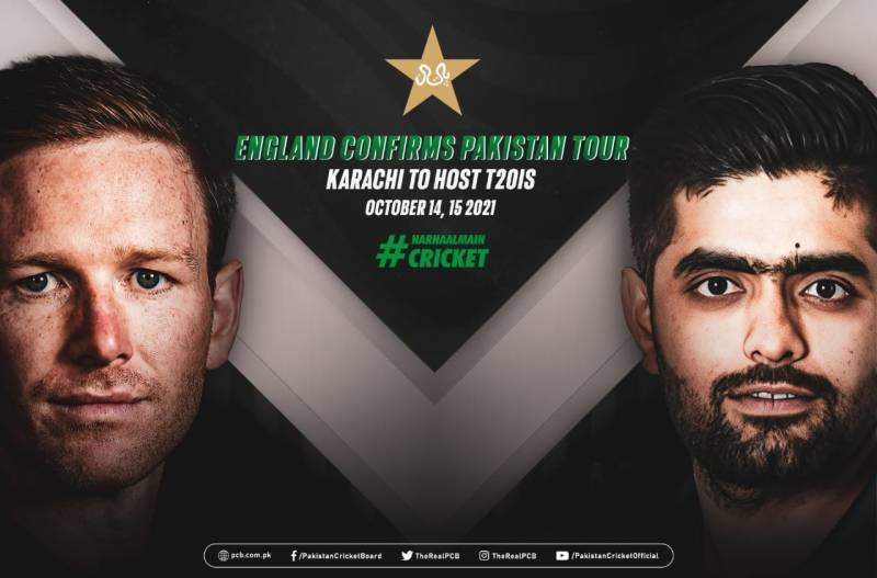 England cricket team to tour Pakistan in October 2021, confirms PCB