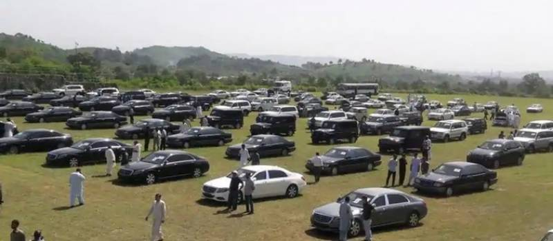 The curious case of 22 missing cars of Sindh govt