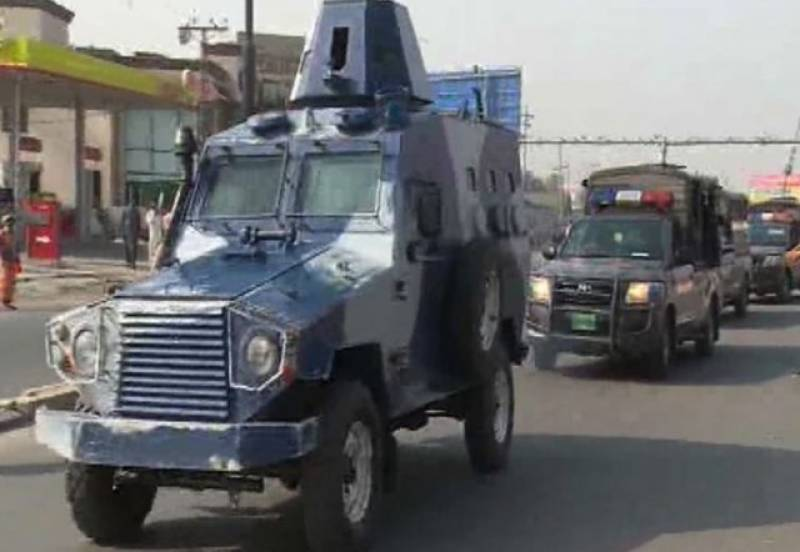 Court orders provision of bulletproof vehicle to Shehbaz