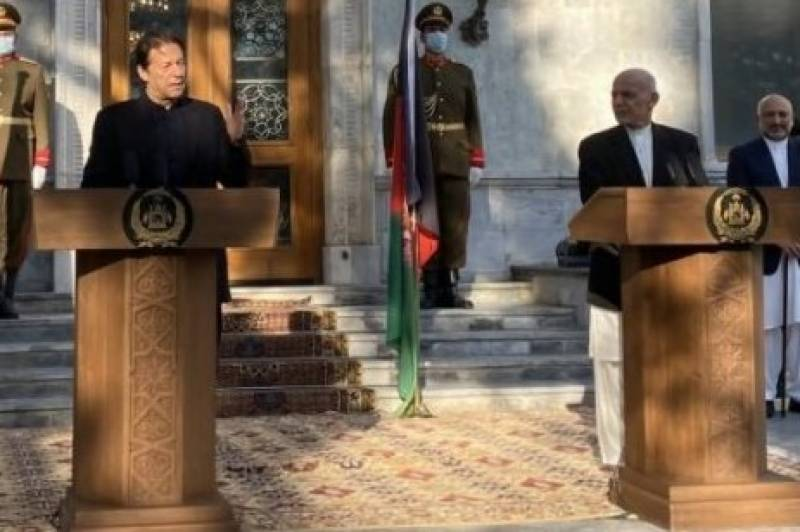 PM Imran vows to 'do everything' for a ceasefire in Afghanistan