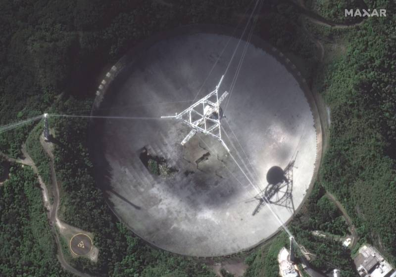 Arecibo telescope, star of the astronomy world, to be decommissioned