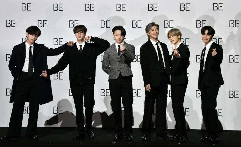 BTS releasing new album after historic success of 'Dynamite'