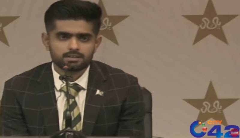 No groupings in the cricket team, says Babar Azam