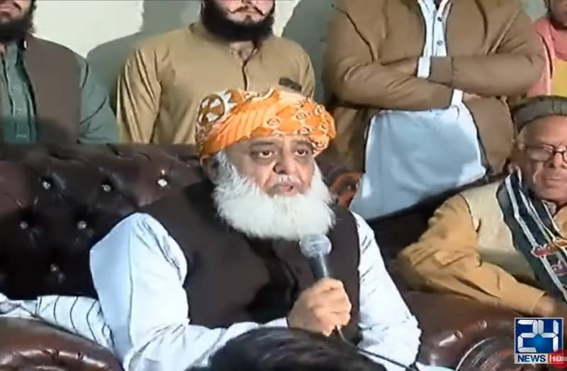 It's time for Pakistani Trump to go, says Fazl